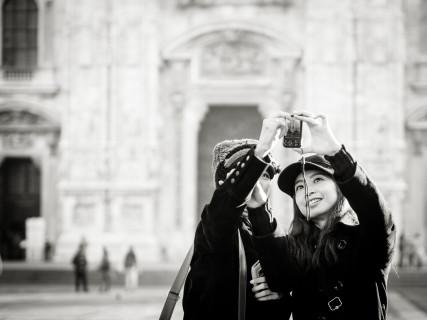 querformat-fotografie - Achim Katzberg - Milano Streets - Milano Streets #1