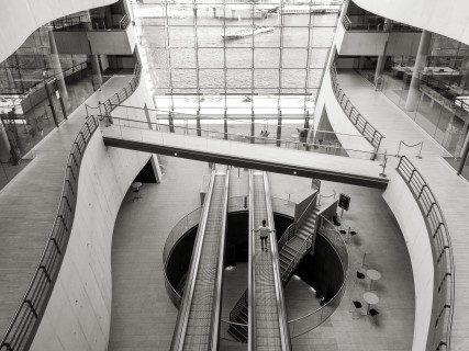 querformat-fotografie - Achim Katzberg - Royal Copenhagen - The Street Meet - [The Royal Library ● Kopenhagen / Juli 2015]