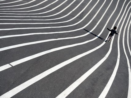 querformat-fotografie - Achim Katzberg - Royal Copenhagen - The Street Meet - [Superkilen ● Kopenhagen / Juli 2015]