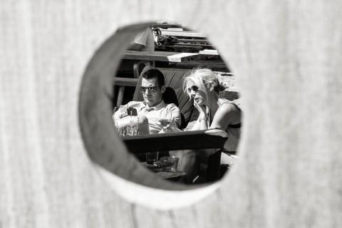 querformat-fotografie - Achim Katzberg - Royal Copenhagen - The Street Meet - [On every Street ● Kopenhagen / Juli 2015]