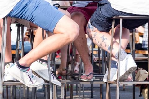 querformat-fotografie - Achim Katzberg - Royal Copenhagen - The Street Meet - [Royal Copenhagen ● Kopenhagen / Juli 2015]