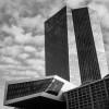 querformat-fotografie - Achim Katzberg - Architektur - Frankfurt - [EZB ●  Frankfurt  / Februar 2015]