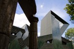 querformat-fotografie - Achim Katzberg - Architektur - Mainz - Neue Synagoge - querformat-fotografie_Architektur-Mainz-Synagoge-006