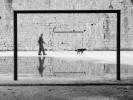 querformat-fotografie - Achim Katzberg - Street - Einzelgänger - [Tor der Welt ● Trogir - Croatia - September 2014]