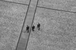 querformat-fotografie - Achim Katzberg - Street - Graphical - [Cross-Walk  ●  Milano  / November 2010]