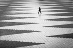 querformat-fotografie - Achim Katzberg - Street - Graphical - [Backgammon  ● München / Oktober 2012]