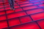 querformat-fotografie - Achim Katzberg - Street - Graphical - Red Steps