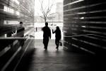 querformat-fotografie - Achim Katzberg - Street - Silhouetten & Schatten - New York Streets