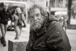 querformat-fotografie - Achim Katzberg - Street - Männer mit Bärten - Streets of Hamburg #4