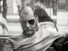 querformat-fotografie - Achim Katzberg - Street - Männer mit Bärten - Captain Hook