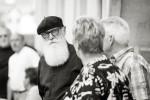 querformat-fotografie - Achim Katzberg - Street - Männer mit Bärten - Vater Abraham