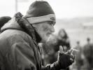 querformat-fotografie - Achim Katzberg - Street - Männer mit Bärten - ISTANBUL Streets 2014 #16
