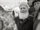 querformat-fotografie - Achim Katzberg - Street - Männer mit Bärten - ISTANBUL Streets 2014 #18
