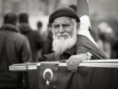 querformat-fotografie - Achim Katzberg - Street - Männer mit Bärten - ISTANBUL Streets 2014 #01