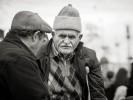 querformat-fotografie - Achim Katzberg - Street - Männer mit Bärten - ISTANBUL Streets 2014 #32