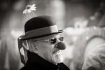 querformat-fotografie - Achim Katzberg - Street - Männer mit Bärten - und ist die Welt auch noch so klein ...
