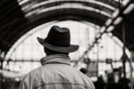 querformat-fotografie - Achim Katzberg - Street - Spontan B/W - *