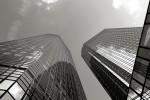 querformat-fotografie - Achim Katzberg - Deutsche Bank-Türme