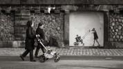 querformat-fotografie - Achim Katzberg - Street - ParallelWelten - Seeing double