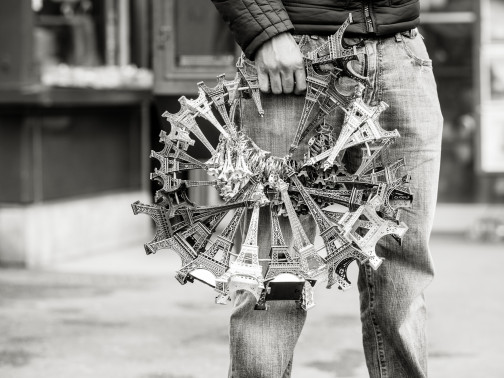 querformat-fotografie - Achim Katzberg - [Tour Eiffel ●  Paris / Oktober 2015]