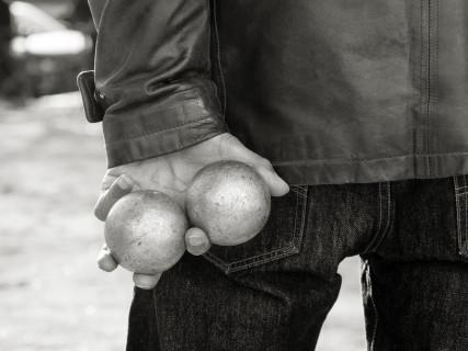querformat-fotografie - Achim Katzberg - [Big Balls ●  Paris / Oktober 2015]