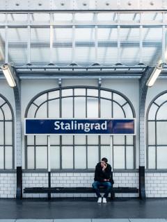 querformat-fotografie - Achim Katzberg - [Stalingrad  ●  Paris / Oktober 2015]