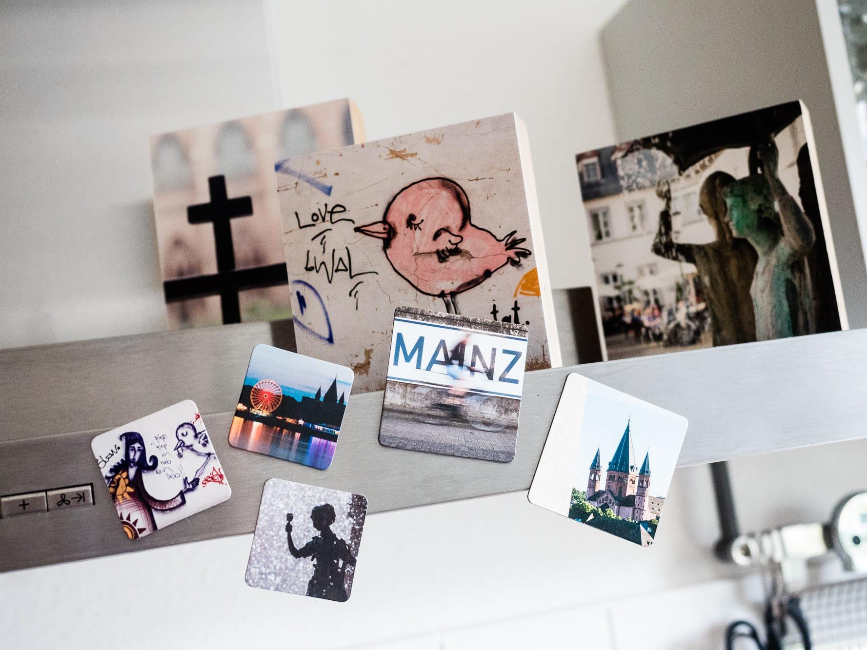 Kühlschrank Querformat : Mainz im quadrat gibts jetzt auch als schicke magnete