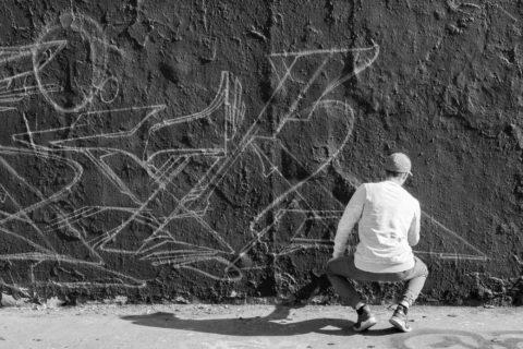 """querformat-fotografie - Achim Katzberg - Meine persönliche """"Best of Streets"""" Auswahl aus dem 1. Quartal 2017 - [untitled- Berlin / März 2017]"""