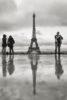 querformat-fotografie - Achim Katzberg - [LA TOUR EIFFEL - Paris / November 2017]