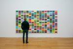 querformat-fotografie - Achim Katzberg - [256 Farben - Gerhard Richter - Museum Wiesbaden / März 2018]