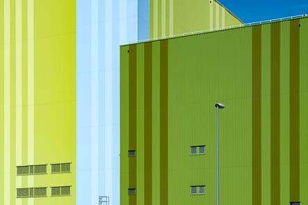 querformat-fotografie - Achim Katzberg - Kolumba 3 - [Design-Kraftwerk - Mainz / Juli 2017]