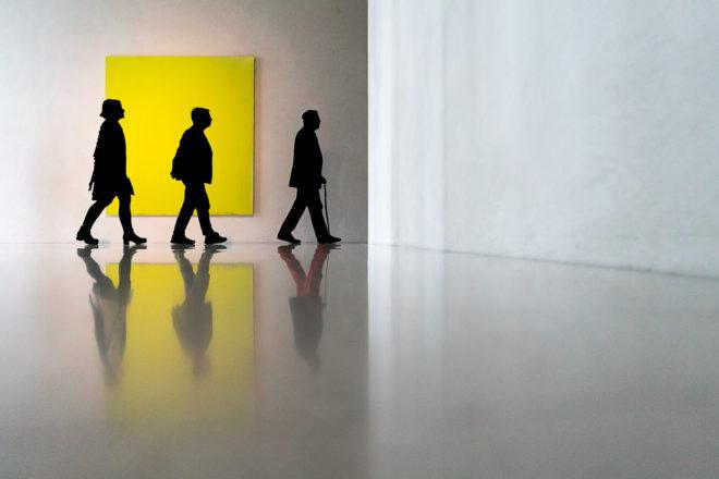 querformat-fotografie - Achim Katzberg - MUDAS - [Kolumba 3 - Köln / Oktober 2017]