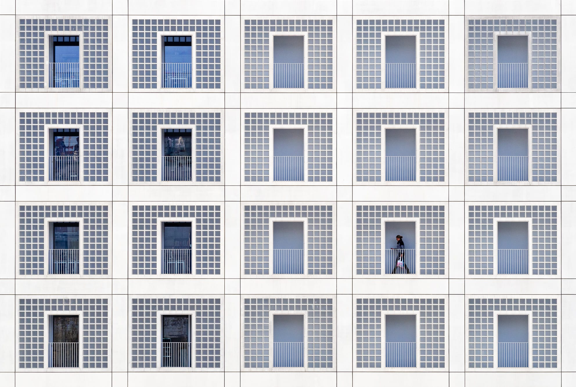 querformat-fotografie - Achim Katzberg - [Stadtbibliothek ● Stuttgart / November 2014]