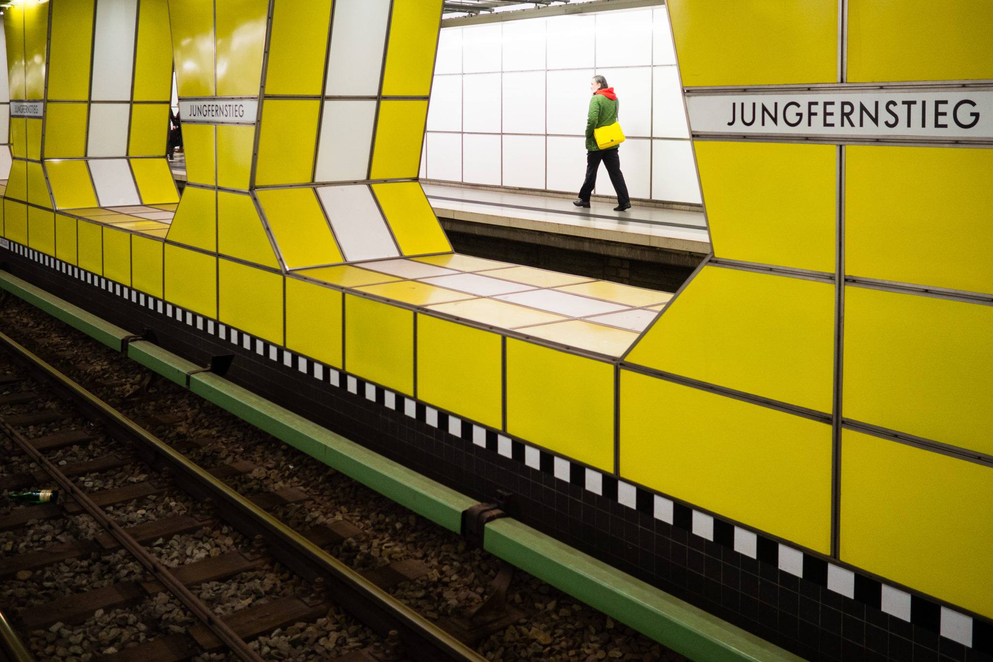 querformat-fotografie - Achim Katzberg - [JUNGFERNSTIEG  ●  Hamburg  / Januar 2015]