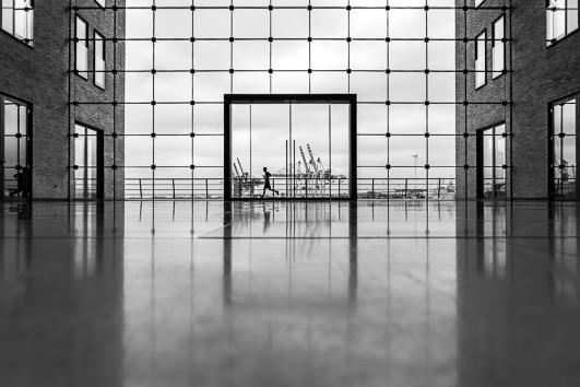 querformat-fotografie - Achim Katzberg - Diverse Motive im Format 60 x 40 - [Tor zur Welt 2 - Hamburg / Juni 2018]