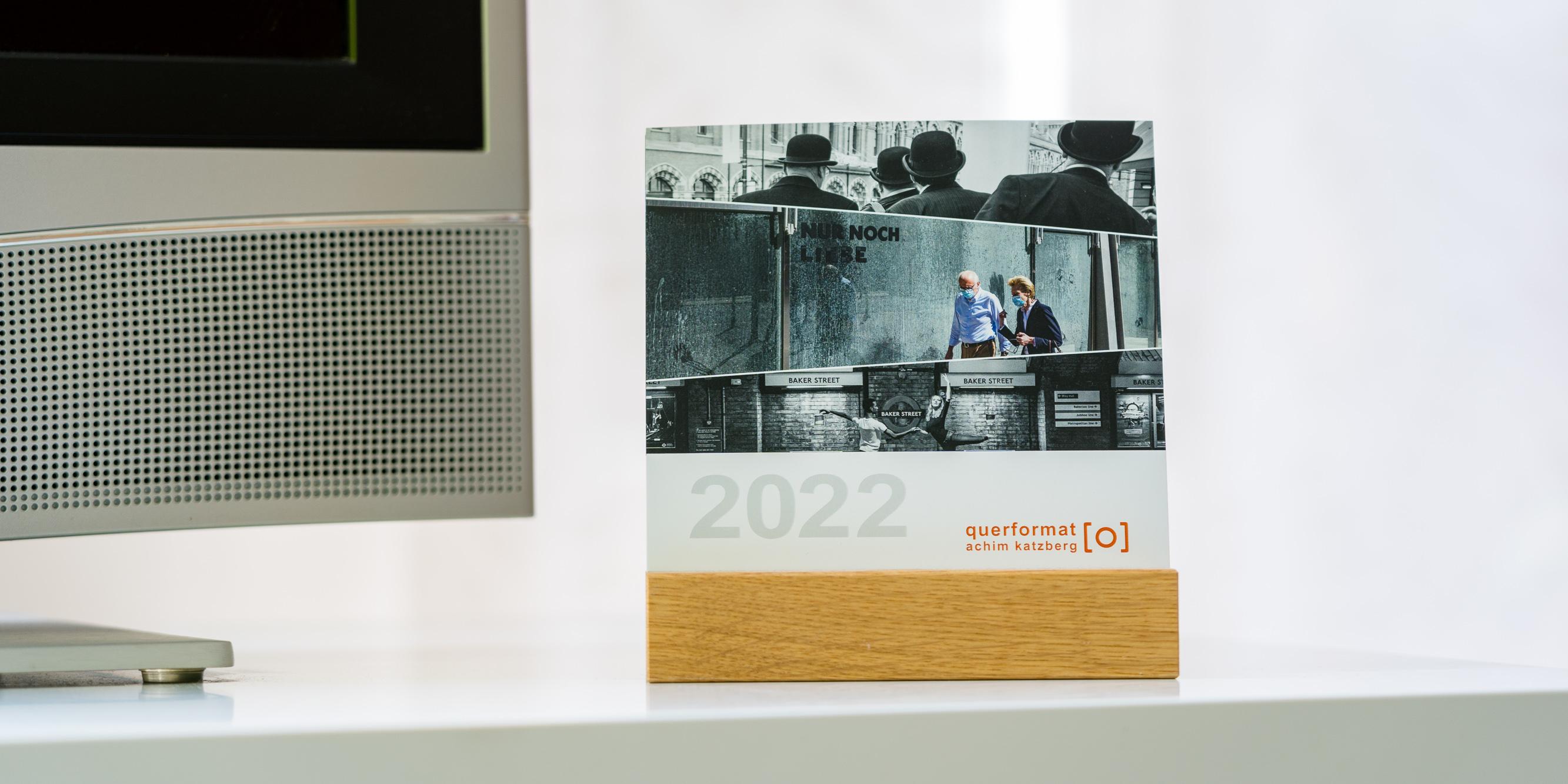 querformat-fotografie - Achim Katzberg - Der neue querformat-fotografie Kalender 2022 ist da! - querformat-fotografie_Kalender_2022-001